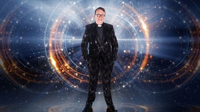 Father Ray Kelly is competing on Dancing with the Stars.