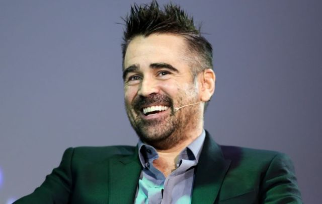 "Colin Farrell has been confirmed to play Penguin in the upcoming ""The Batman\"""