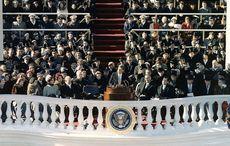 Thumb jfk inauguration   public domain