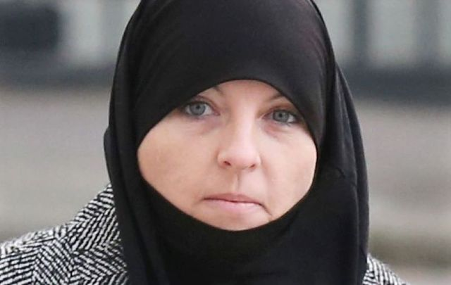 Lisa Smith appeared in a Dublin court on January 8. The so-called \'Irish ISIS bride\' remains out on bail.