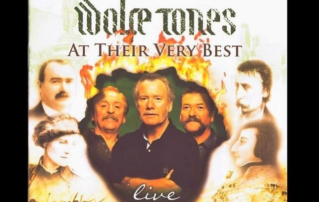 The Wolfe Tones have shot to the top of Irish and British music charts in the wake of the RIC event debacle.