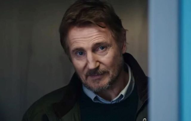 """Liam Neeson and Lesley Manville star in \""""Ordinary Love\"""""""