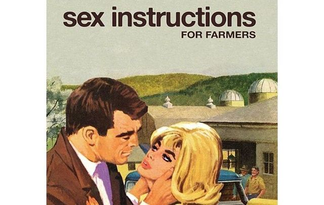 """Sex Instructions for Farmers\"" is a light-hearted read for Ireland\'s most eligible bachelors"