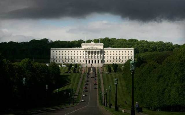 Northern Ireland\'s Parliament buildings, located on Stormont estate.