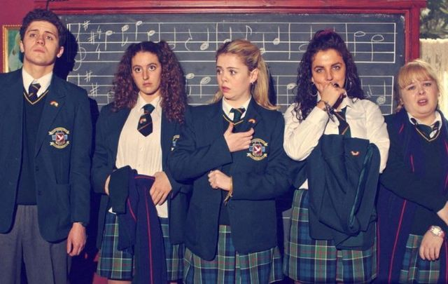 "Lisa McGee says she\'s interested in bringing the ""Derry Girls\"" to the big screen."