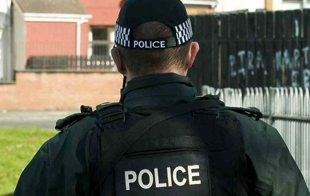 """A PSNI spokesperson said: \""""The occupants of the property reported hearing two bangs outside the rear of the property.\"""""""