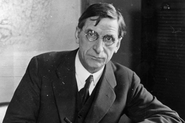 Statesman and the third President of Ireland Eamon De Valera.