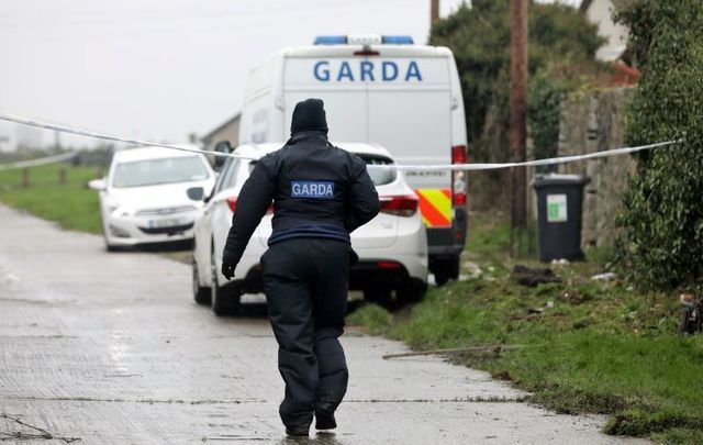 Gardai continue to search parts of Drogheda for the remains of 17-year-old Keane Mulready-Woods.