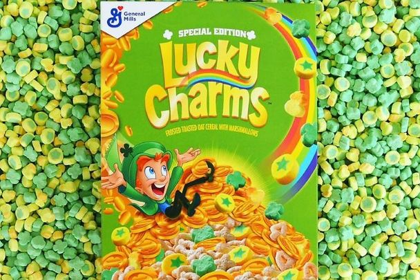 Will you be picking up a box of Lucky Charms for St. Patrick\'s Day?