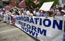 Thumb cut immigration reform march istock