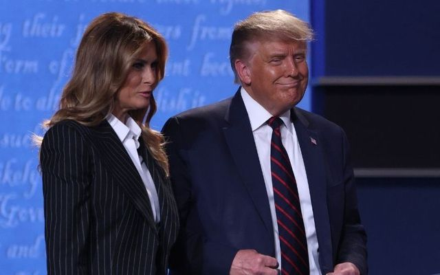 Donald and Melania Trump have both tested for the coronavirus, the pair announced on Twitter on Friday morning.