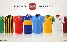 O'Neills launch retro range of iconic GAA jerseys