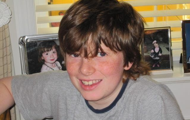 Rory Staunton was just 12 years old when he died from sepsis.