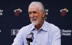 Life of Riley - The Irish American president of the Miami Heat