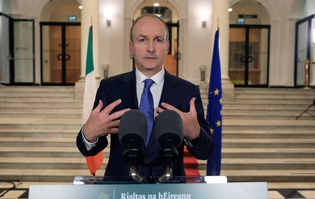 October 5, 2020: Taoiseach Micheal Martin announces that the whole country will be elevated to Level 3.