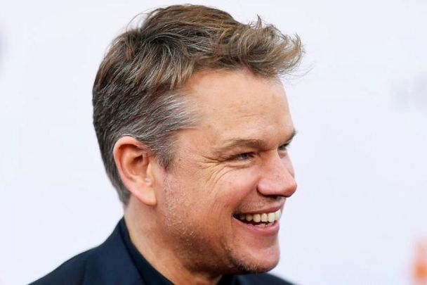 Matt Damon has been in Ireland during the two worst phases of the COVID-19 pandemic.