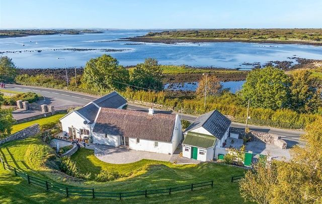 The Wild Atlantic Cottage in Co Galway is on the market.