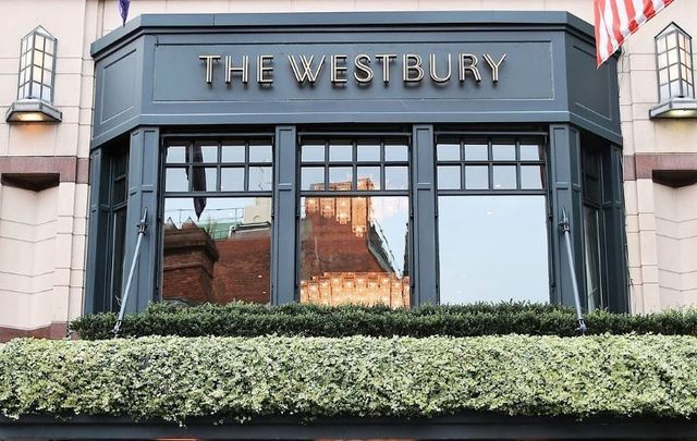 The Westbury Hotel is one of the most luxurious hotels in Dublin.