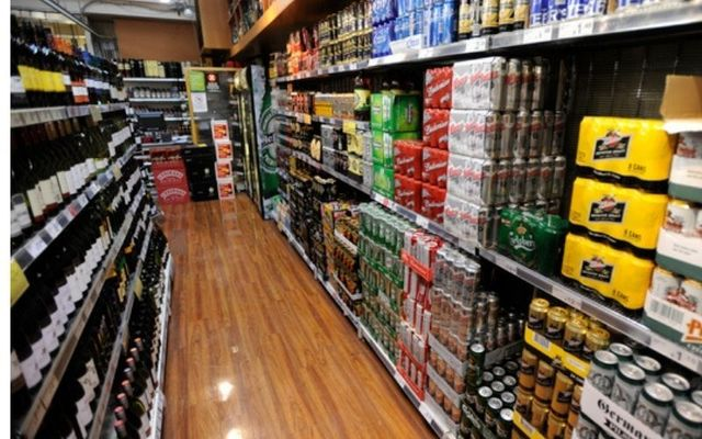Off-licenses have come under scrutiny for the role they play in student house parties.