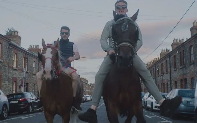 Saoirse takes a look at the horse culture of inner-city Dublin.