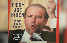 Fiery Joe Biden - the first ever Irish interview from 1987