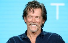 Did you know Kevin Bacon plays the traditional Irish bodhrán?