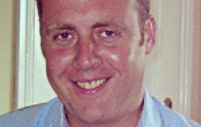 Garda Detective Adrian Donohoe, who was killed during a botched robbery at the Lordship Credit Union in Co Louth on January 25, 2013.