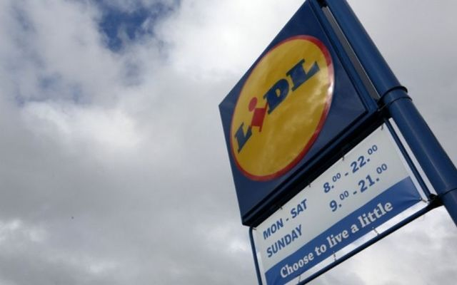 Lidl opened its store on Aungier Street in Dublin on Oct. 15.