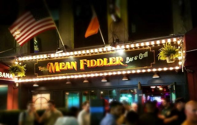 The Mean Fiddler is one of the most famous and most popular Irish bars in NYC.