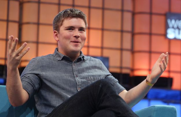 Stripe co-founder John Collison, one of the richest people in Ireland.
