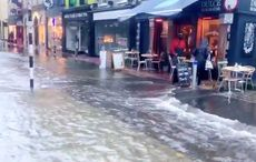 Shock flooding for Cork City as weather and high tides create perfect storm
