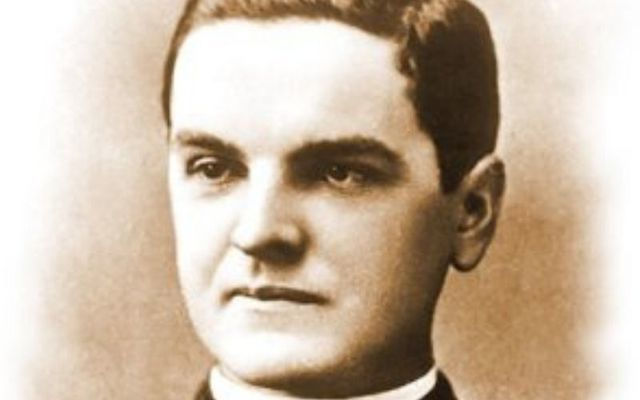Father Michael McGivney died in 1890 during the Russian Flu Pandemic.