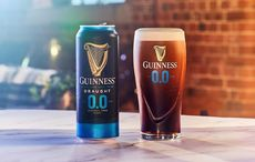 """Guinness unveils """"Guinness 0.0"""" - the Guinness with everything except alcohol"""