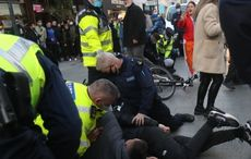 11 arrested at anti-lockdown rally in Dublin on Thursday