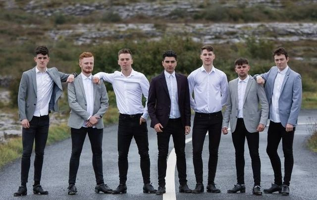 Viral Irish dancing group Cairde have taken TikTok by storm.