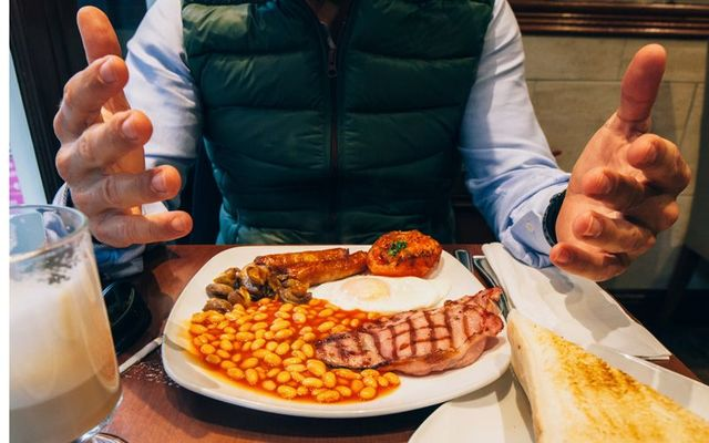 Where to find the best full Irish breakfast in Ireland.