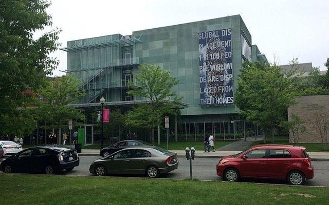 The Isabella Stewart Gardner Museum in Boston.