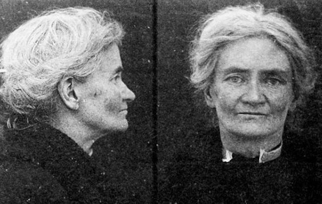 Violet Gibson spent almost 30 years in a mental asylum following the failed assassination attempt.