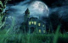 The Haunted House of Fernhill - a spooky Irish Halloween tale