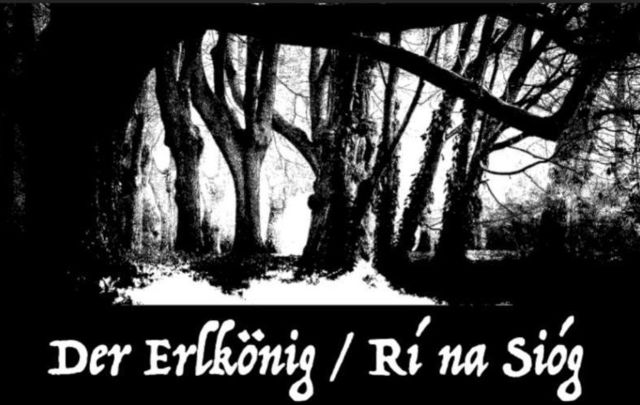 "Eoin Mc Evoy translates Johann Wolfgang von Goethe\'s \""Der Erlkönig\"" into Irish for Halloween."