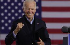 Get your Irish up for Joe Biden