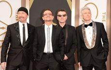 New Irish stamp series celebrates U2's 44-year career