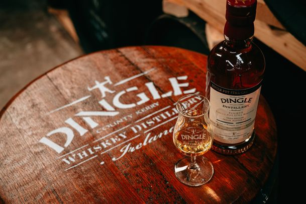 Dingle Distillery\'s Irish whiskey fourth single pot still is now available.