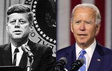 JFK's major influence on fellow Irish Catholic Joe Biden