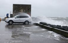"Storm Aiden expected to bring ""severe and dangerous"" gusts of 130 km/h"