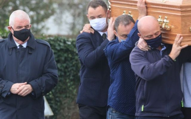 Mark O\'Sullivan was laid to rest in Cork on Saturday.
