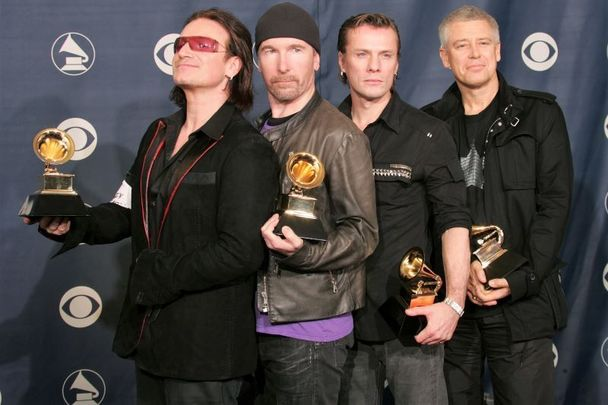 U2\'s album, All That You Can\'t Leave Behind, reached number one in 32 different countries.