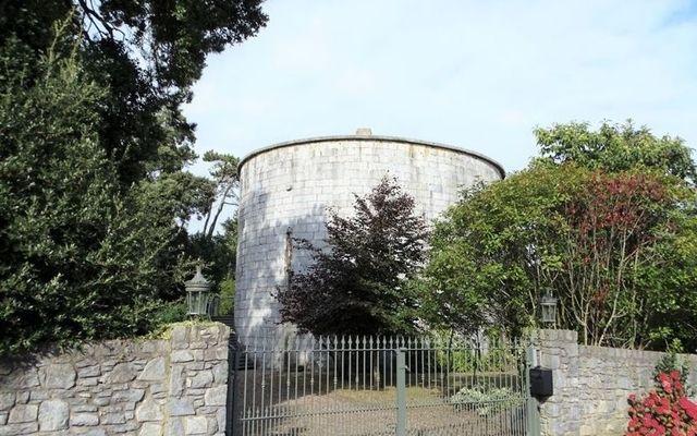 This Martello Tower near Cobh is a dream home.