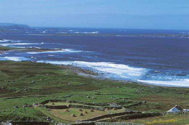 Bloody Foreland, in Gweedore, County Donegal.