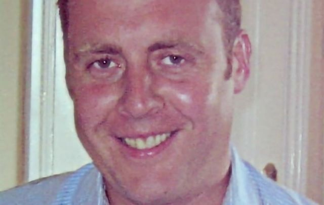 Detective Garda Adrian Donohoe was murdered during an armed robbery in Louth in January 2013.